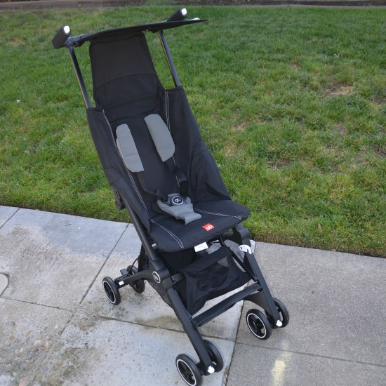 gb pockit review a game changing stroller for travel with. Black Bedroom Furniture Sets. Home Design Ideas