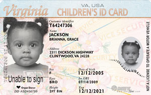 Do I Need An Id For My Child Trips With Tykes