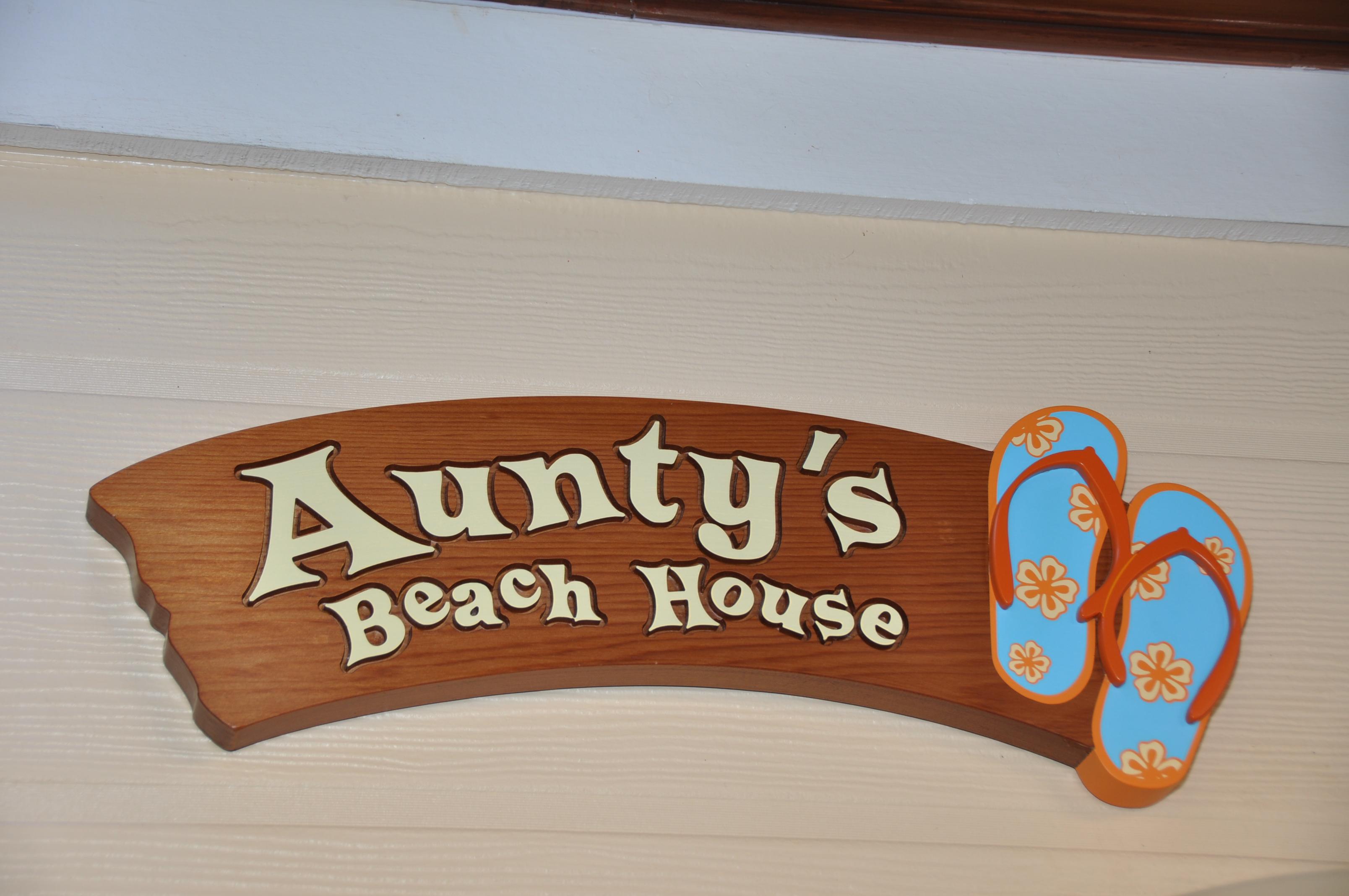 Aunty's