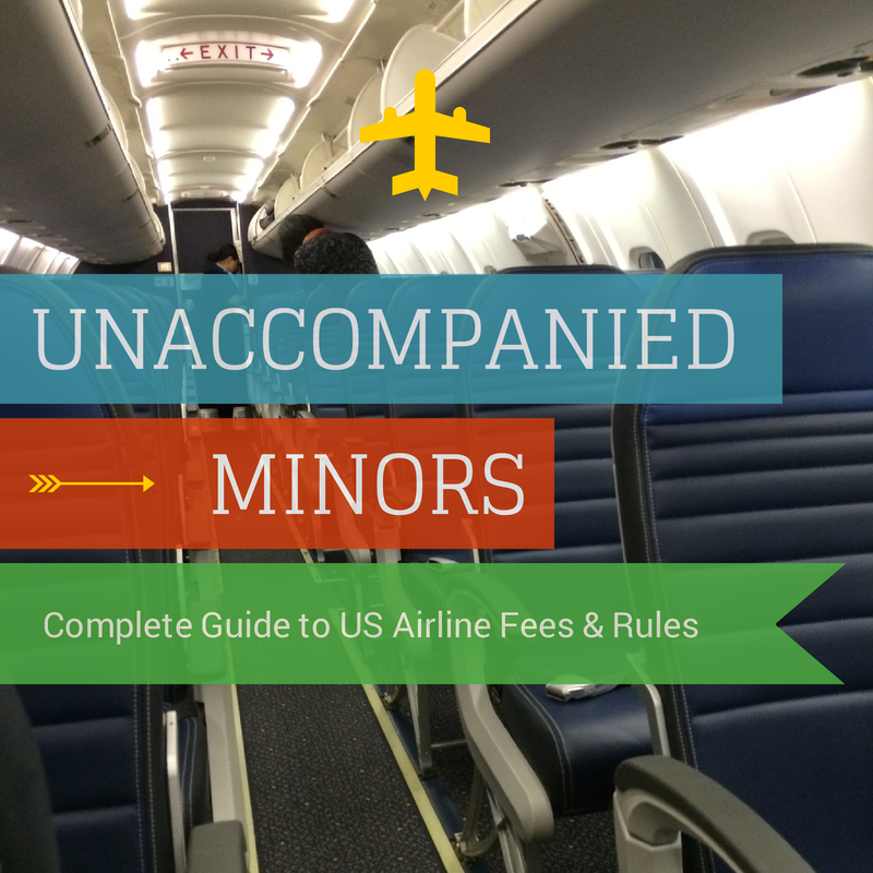 Unaccompanied Minors: Your Complete Guide to Each Airline's ...