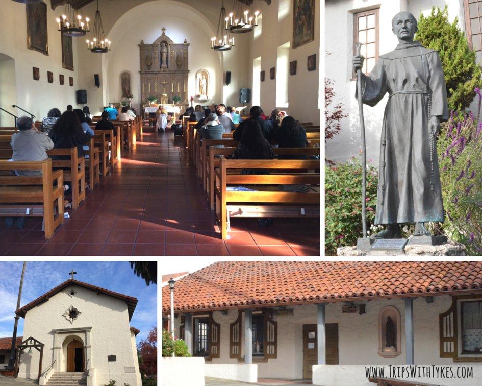 Mission San Rafael Arcangel Sights