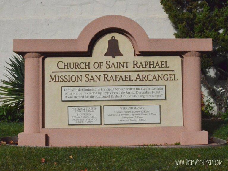 Mission San Rafael Arcangel: Exploring California Missions with Kids
