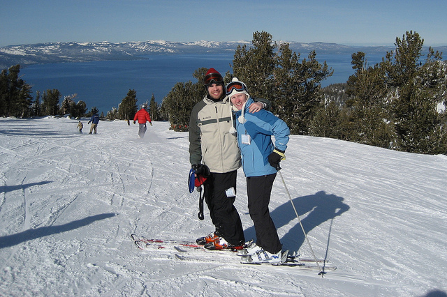Heavenly Ski Resort in South Lake Tahoe