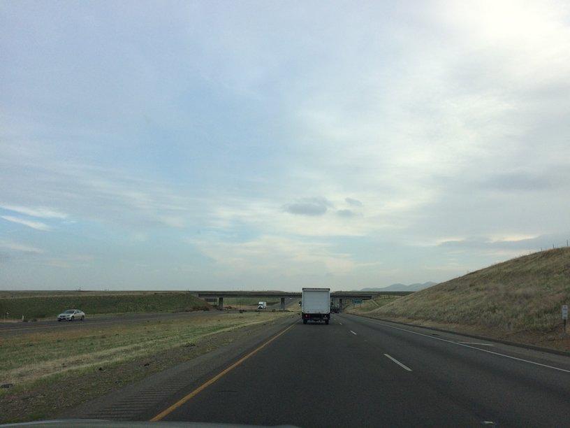 San Francisco to LA along I-5