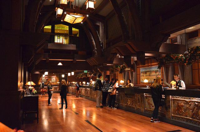 Grand California Hotel Lobby
