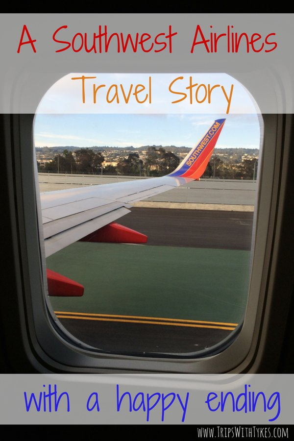 Southwest Airlines Travel Story