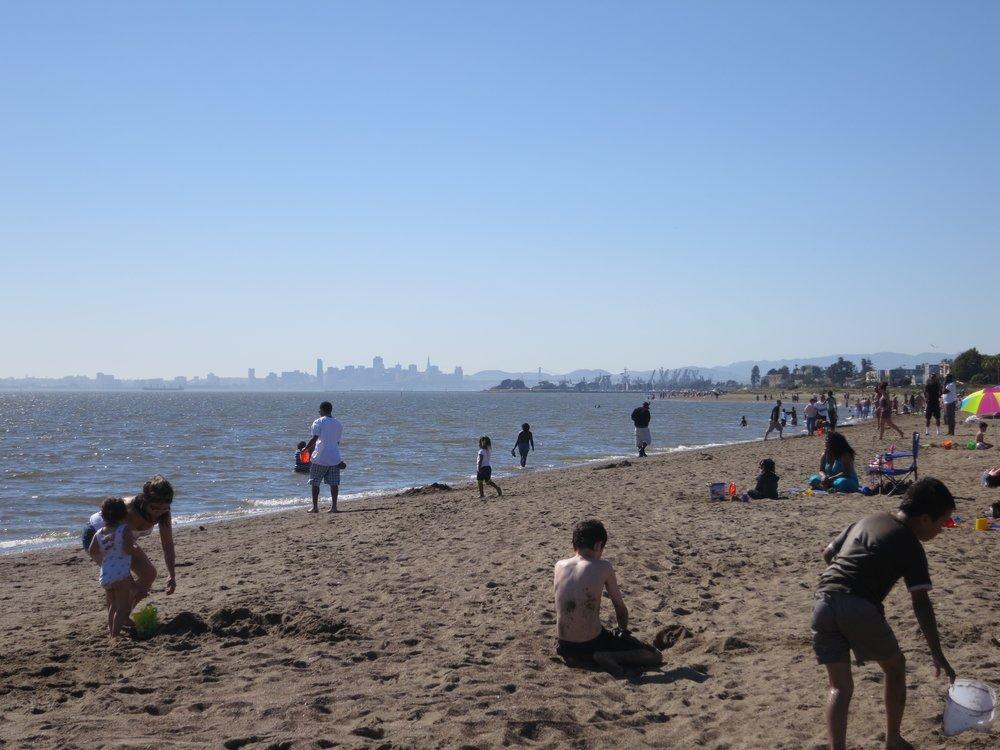 Alameda - Crown Beach