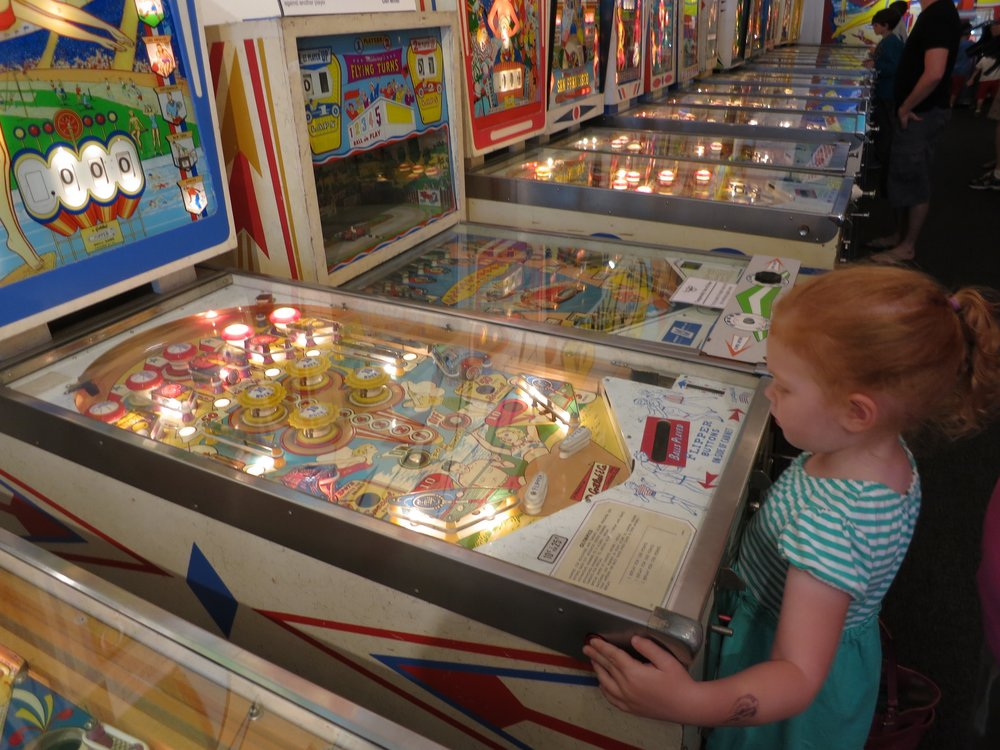 Alameda - Pacific Pinball Museum
