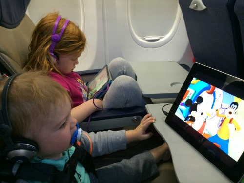 The Most Important Air Travel Rule Of All Trips With Tykes