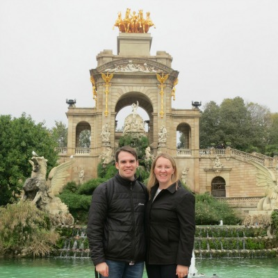 Leslie and Thomas Spain