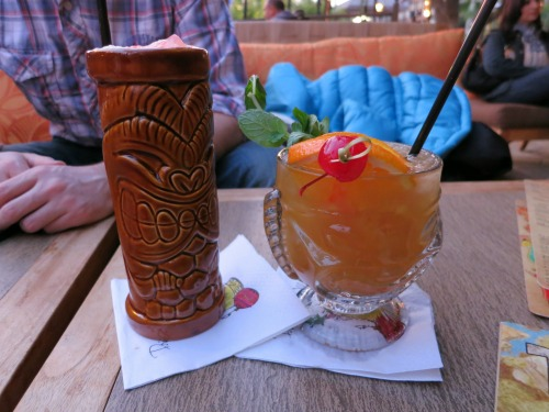 Trader Sams Disneyland Drinks