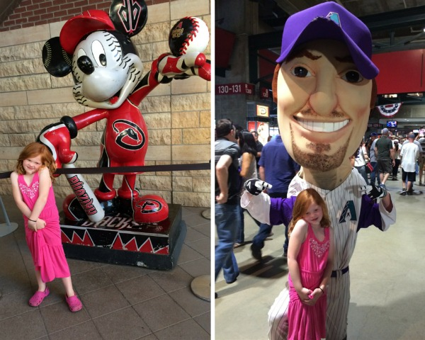 Diamondbacks Characters