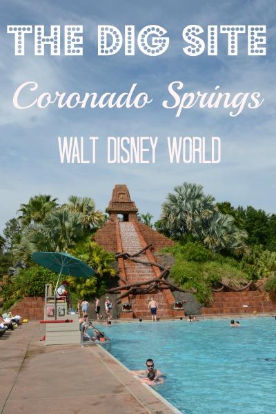 Dig Site Coronado Springs - Pinterest blog size