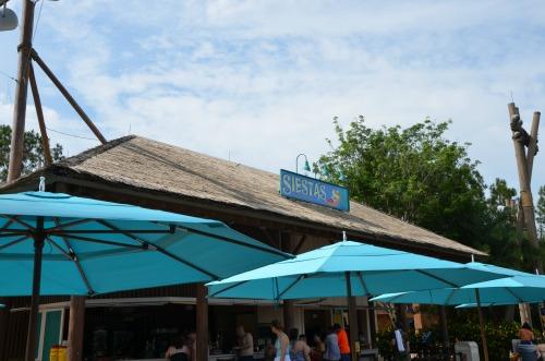 Dig Site Coronado Springs - Siestas Pool Bar