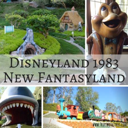 Disneyland 1983; 60 Days to 60 Years