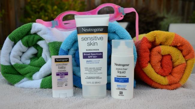 Neutrogena Summer Travel Sunscreen Tips