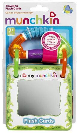 Tech free - Munchkin flash cards