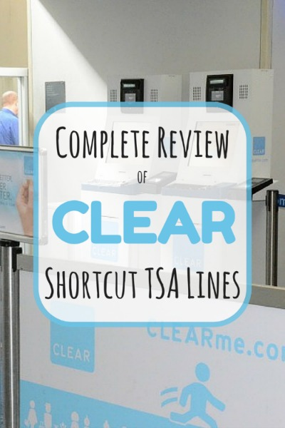 Complete Review of CLEAR: Is this Airport Security Shortcut Right for Your Family?