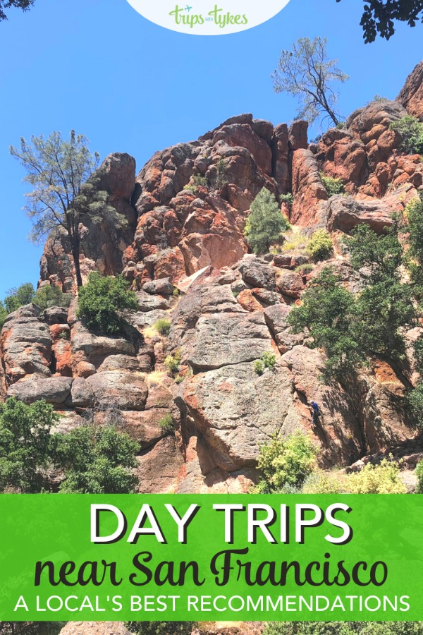 Travel beyond San Francisco with these top day trip ideas in Northern California. A Bay Area local gives her tried and true first hand recommendations! #sanfrancisco #bayarea #norcal #california
