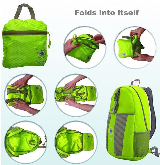 Space Savers - Bago Daypack