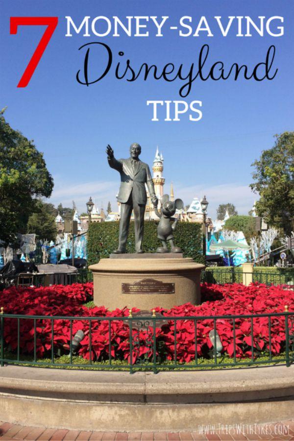 7 Money Saving Tips for Disneyland