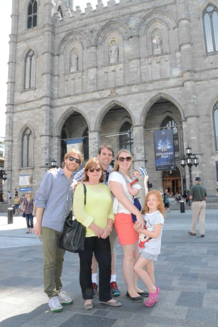 Benefits of World Travel with Toddler Montreal
