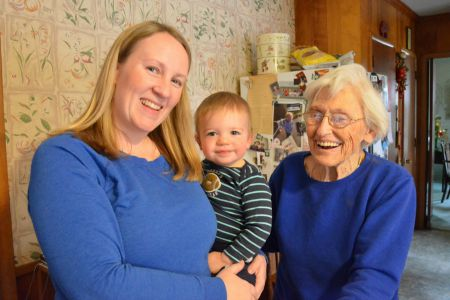 Benefits of World Travel with Toddlers - Great Grandmother