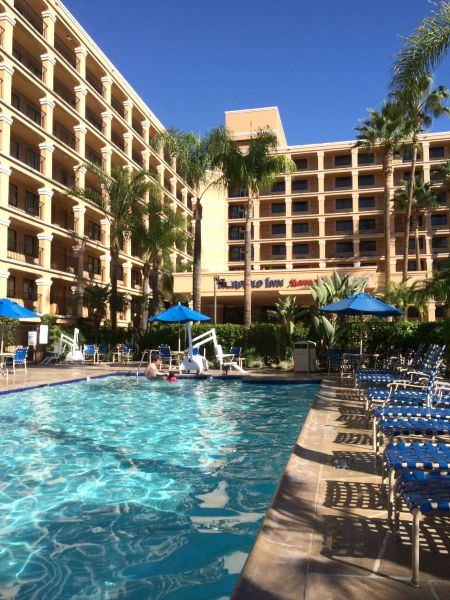 Money Saving Tips for Disneyland Off Property Hotel Fairfield Anaheim