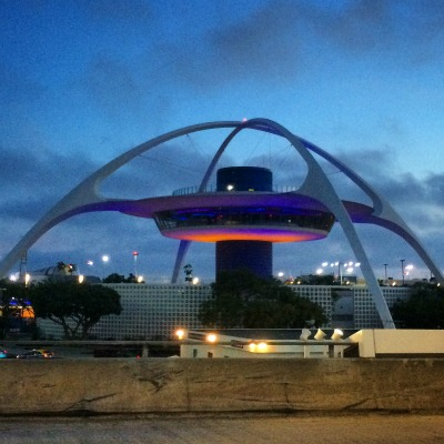 5 Things to Do the Day Before Flying with Kids LAX at Night