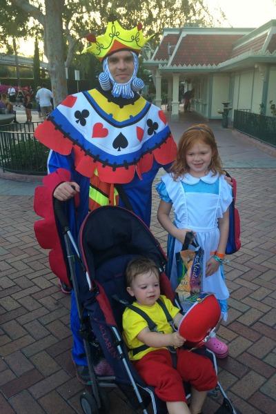 Halloween Time Alice in Wonderland Costumes