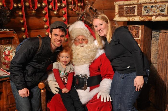 Disneyland Holidays - Santa Meet and Greet