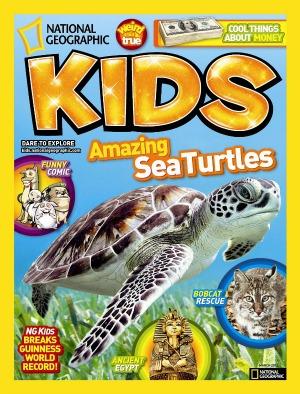 Stocking Stuffers for Traveling Kids - NatGeo Magazine Subscription