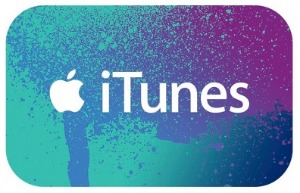 Stocking Stuffers for Traveling Kids - iTunes Gift Card