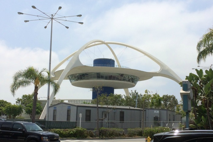 LAX is the largest airport in the Disneyland area