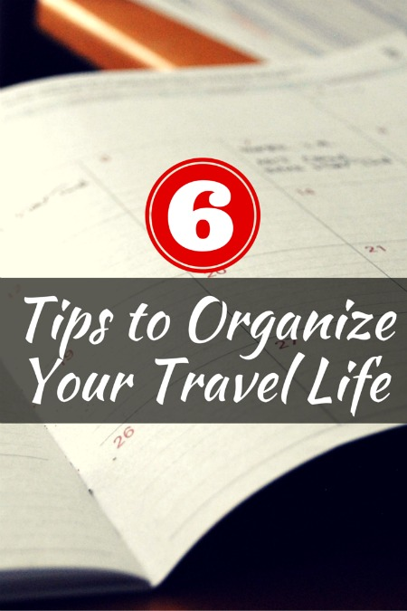 Are you organized for your family's next trip? Here's how to get your travel life in order to make planning and preparation easier in the new year.