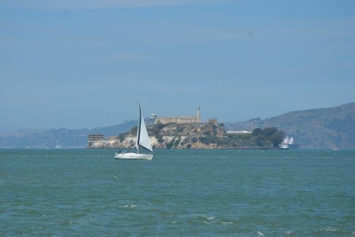 Fishermans Wharf San Francisco with Kids - Alcatraz
