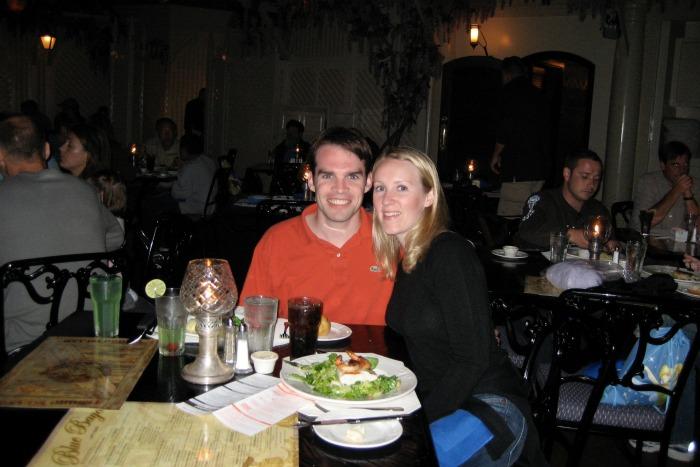 Disneyland Date Night - Blue Bayou Date Night