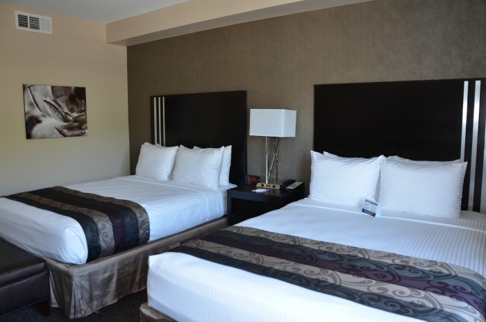 Grand Legacy at the Park New Suite Rooms