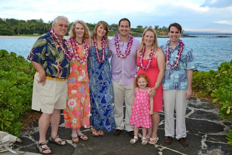 Best Family Resorts in Hawaii - Extended Family