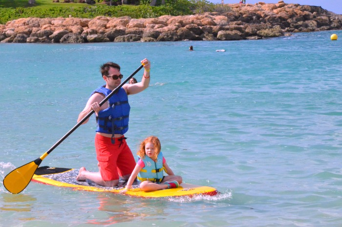 Best Family Resorts in Hawaii - SUP Aulani