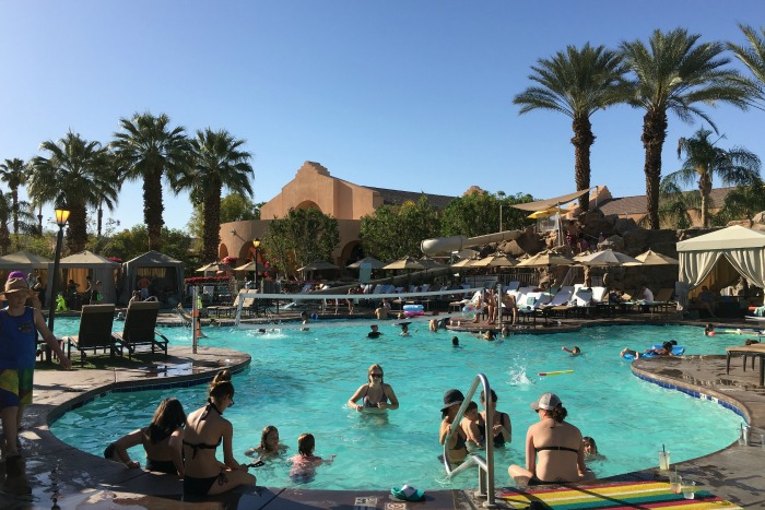 Palm Springs with Kids - Pools