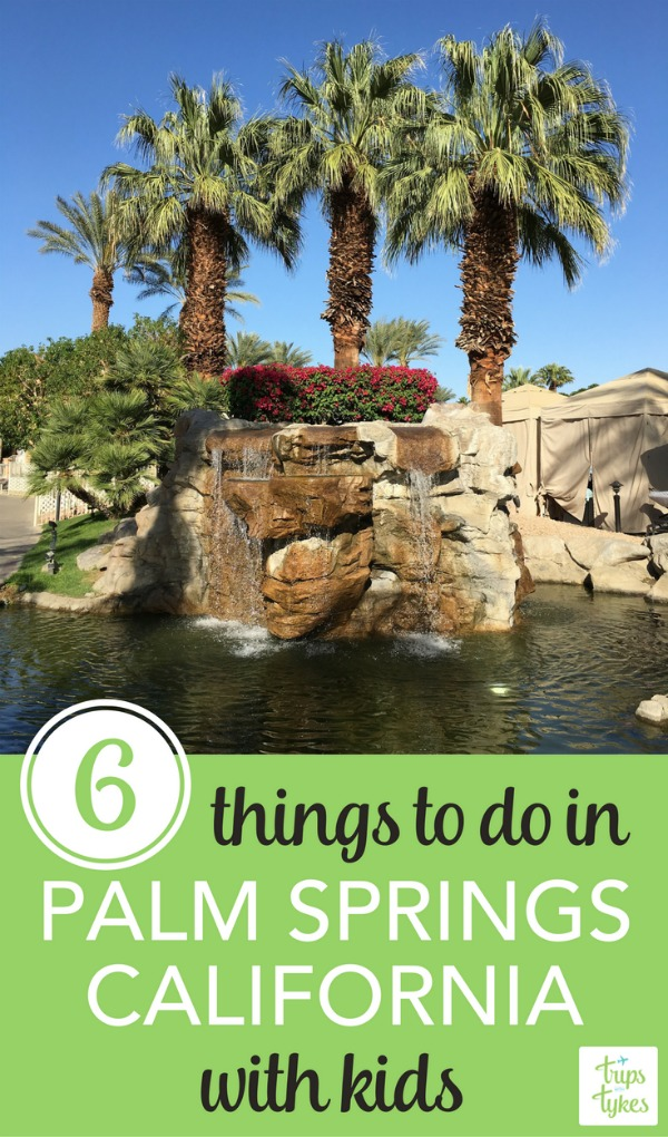 Taking the kids to Palm Springs? Find out why this golf retreat in the California desert is a great fit for family travelers with babies, toddlers, and young kids. Plus, the best activities and things to do!