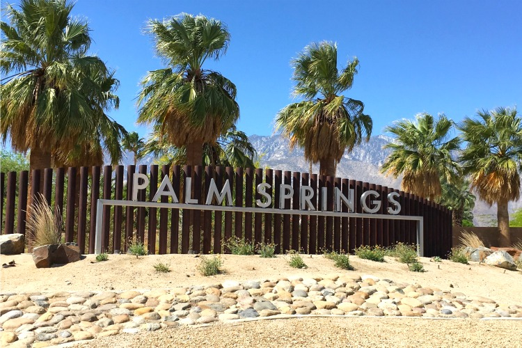 Palm Springs with Young Kids