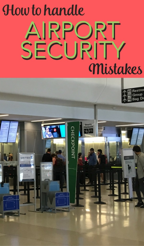 Ever had a bad experience with airport security? The TSA can and does make mistakes, especially when it comes to travelers with kids. Learn how one frequent traveler battled the TSA successfully and how you can too.