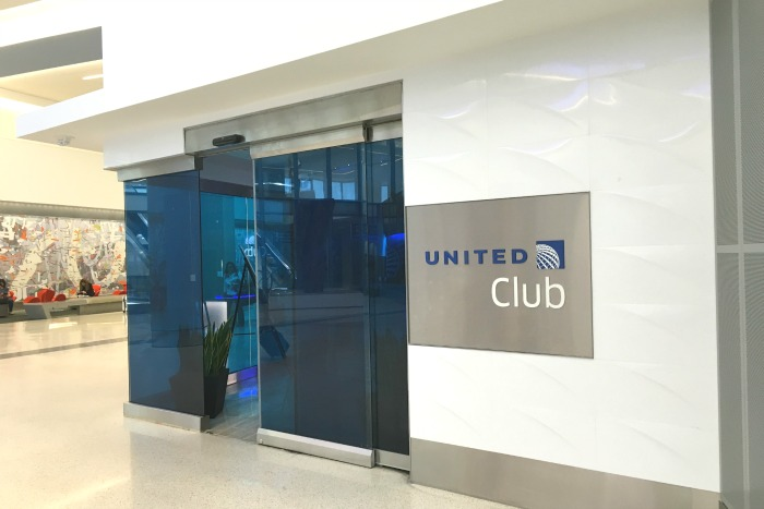 United with Kids - United Club SFO