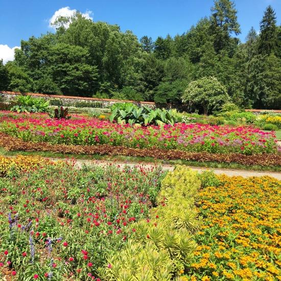 Biltmore Estate with Kids - Gardens
