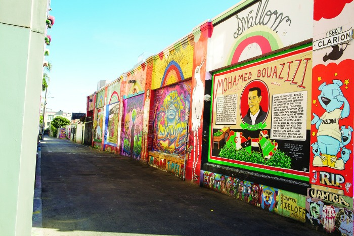 Free Things to Do in San Francisco with Kids - Mission Murals