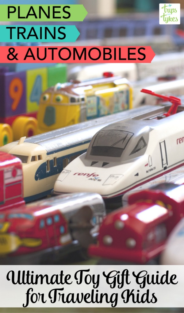 Planes, trains & automobiles toy gift guide   Have a young aviation enthusiast, train lover, or car fan in the family? The best transportation-themed toys for kids for holidays, birthdays, and more.