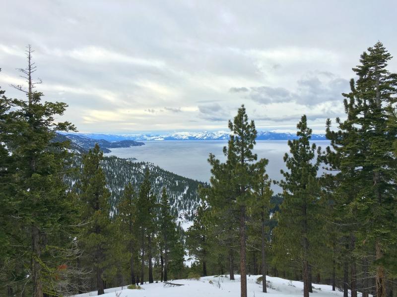 Spring Break Destinations in California - Lake Tahoe