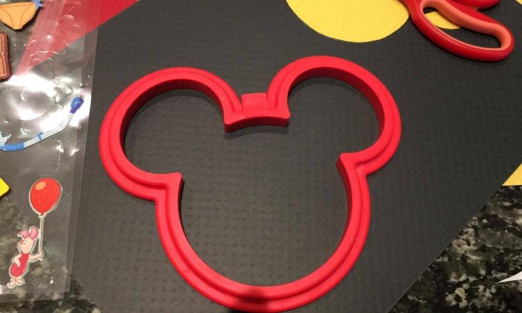 Disney Cruise Door Magnets - Mickey Pancake Mold